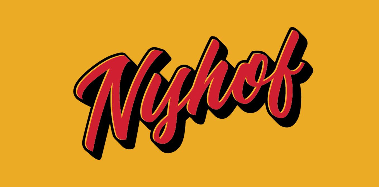 Nyhof Windows and Gutters Branding & Identity Logo Engaged Marketing